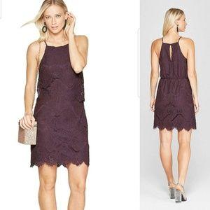 Medium Lace Sheath Dress